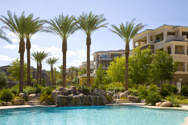 Mira Villa in Summerlin