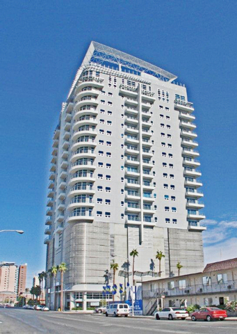 Courtesy photo The 24-story Newport Lofts features 168 condominiums at 200 Hoover Ave.