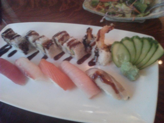Sushi is the main attraction at Ichiban West, 5025 S. Fort Apache Road, Suite 101. (Gina Pearl/View)