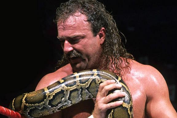 """Jake """"The Snake"""" Roberts (courtesy photo)"""