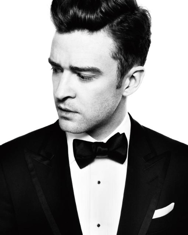 Justin Timberlake (courtesy)