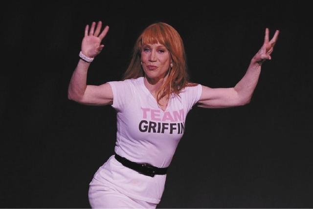 Kathy Griffin (Courtesy)