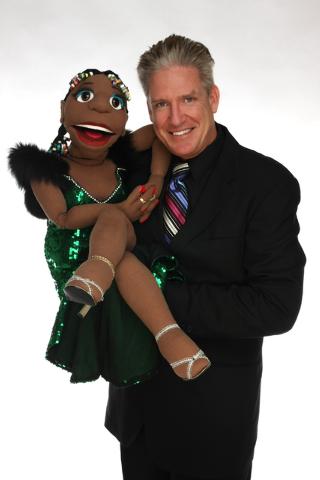 Ventriloquist Patrick Murray (Courtesy)