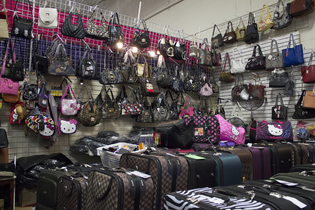 Young Businesses Thrive In Indoor Swap Meets Las Vegas Review Journal