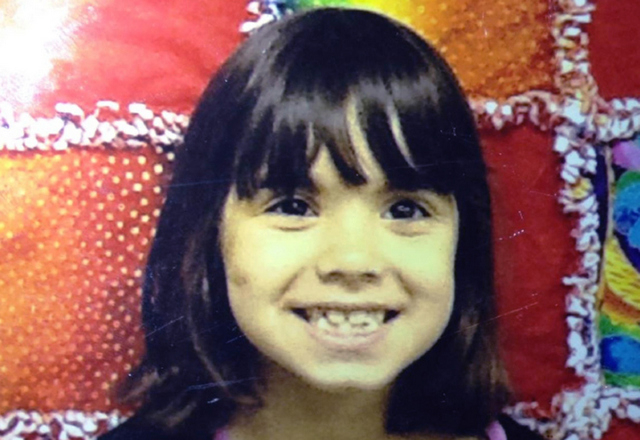 This undated photo provided by the Kitsap County Sheriff's Office shows Janice Paulette Wright. Kitsap County sheriff's deputies are searching for Janice, 6, who is missing and was last seen Satur ...