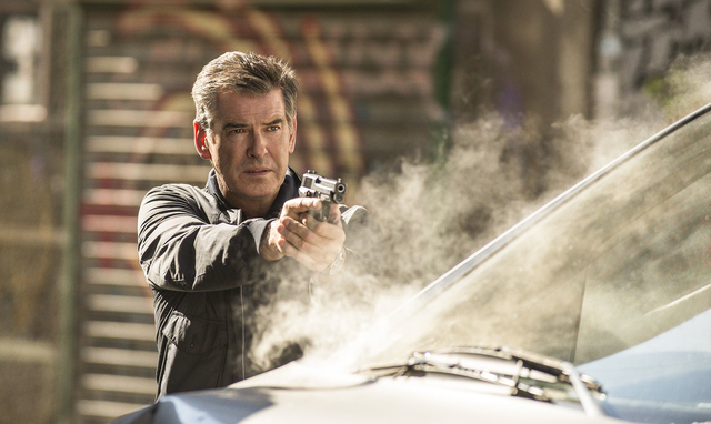 "Pierce Brosnan stars in Relativity Media's ""The November Man."" © 2014 No Spies, LLC All Rights Reserved Photo Credit: Aleksandar Letic"