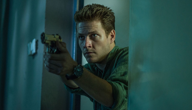"Luke Bracey stars in Relativity Media's ""The November Man."" © 2014 No Spies, LLC All Rights Reserved Photo Credit: Aleksandar Letic"