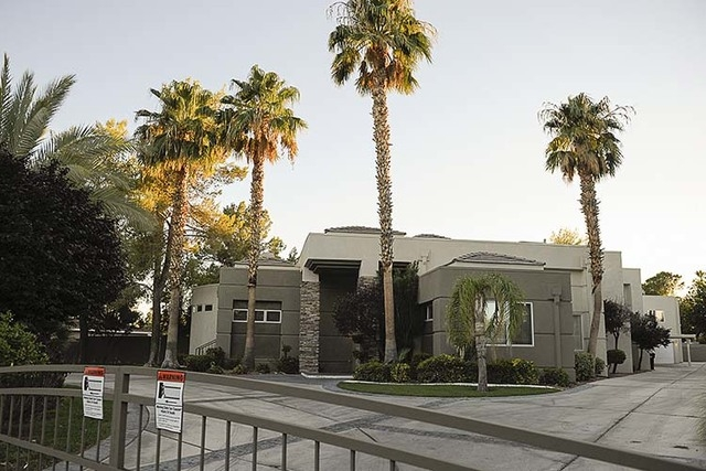 Las vegas council targets party homes las vegas review for House to buy in las vegas