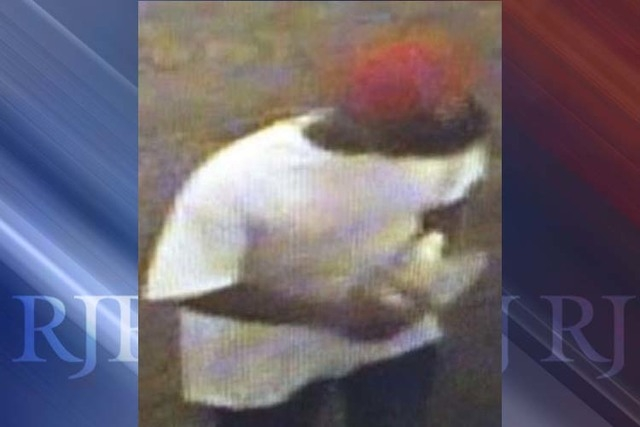 Las Vegas police are looking for the public's help identifying a man they said robbed a restaurant on the Las Vegas Strip earlier this month.