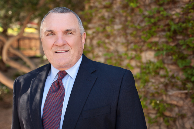 "Rudy Ruettiger will share his improbable life story in the debut of his one-man show, ""Voices of Rudy: The Journey to the Movie,"" on Saturday at The Smith Center. (Courtesy)"