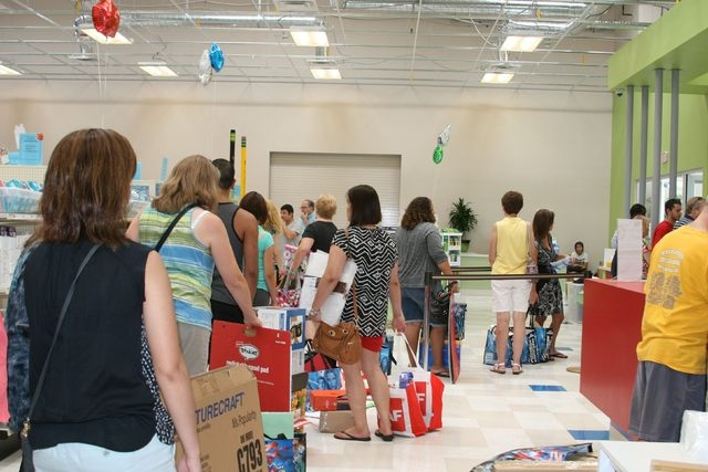 More than 140 Clark County School District teachers attended The Public Education Foundation's Teacher EXchange opening day on July 30. The Teacher Exchange, 4350 S. Maryland Parkway, offers tea ...
