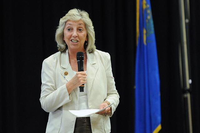U.S. Rep. Dina Titus, D-Nev. (Erik Verduzco/Las Vegas Review-Journal)