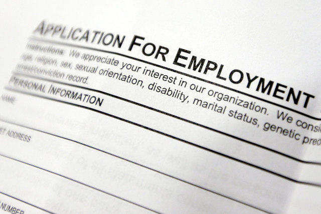 Nevada's jobless rate stayed at 7.7 percent from June to July. Unemployment in the Las Vegas Valley ticked up from 7.9 percent to 8.2 percent, the state Department of Employment, Training and Reha ...