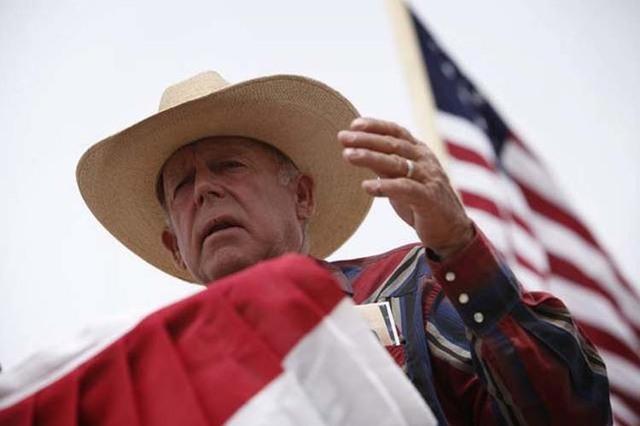 Cliven Bundy (Las Vegas Review-Journal file photo)