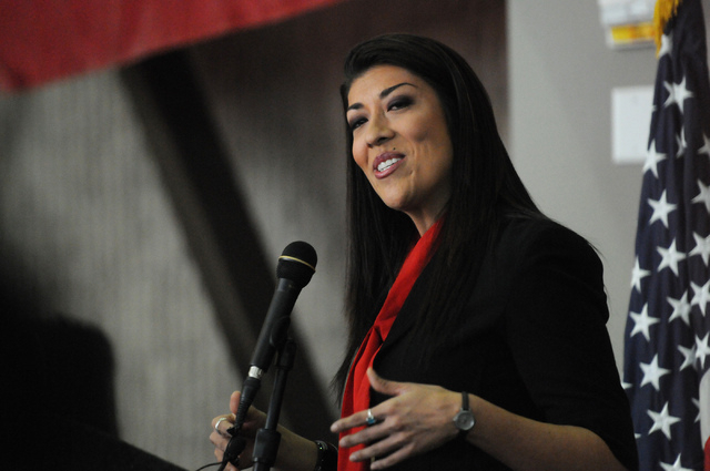 Not so fast! Although a source at the Latin Chamber of Commerce's Latino BizPAC confirmed earlier today that the group would endorse BOTH Democrat Lucy Flores AND Republican Mark Hutchison, a cham ...