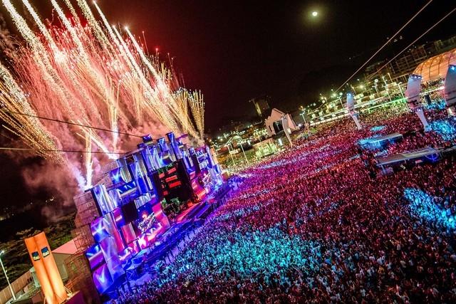 Rio de Janeiro's Rock in Rio festival in 2013. (Courtesy)