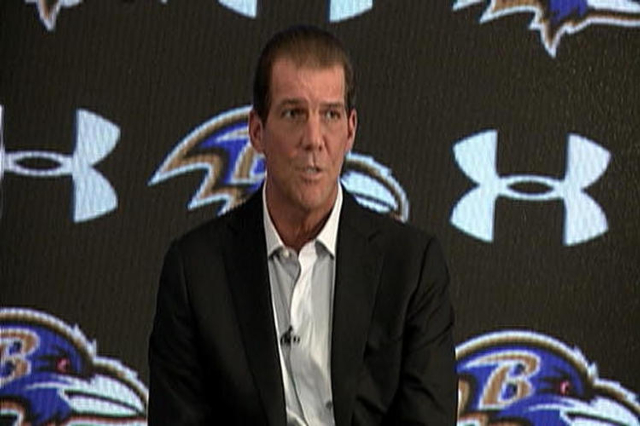 Bisciotti: 'No excuse' not to seek video, 'deeply sorry'