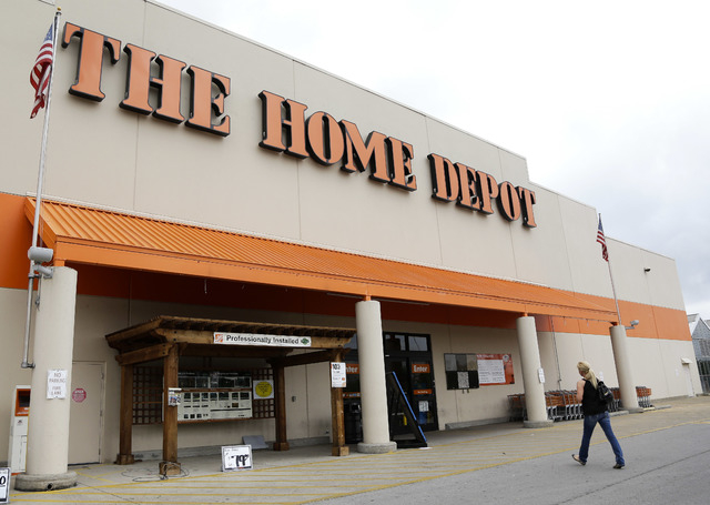 "A Home Depot store in Nashville, Tenn., is shown  Aug. 14, 2012. On Tuesday, Sept. 2, 2014, the home improvement retailer said that it's looking into ""unusual activity"" and that it's working with  ..."
