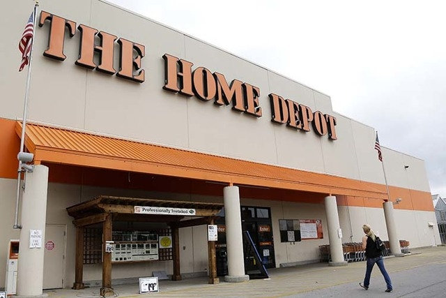 """This Aug. 14, 2012 file photo shows a Home Depot store in Nashville, Tenn. On Tuesday, Sept. 2, 2014, the home improvement retailer said that it's looking into """"unusual activity"""" and tha ..."""