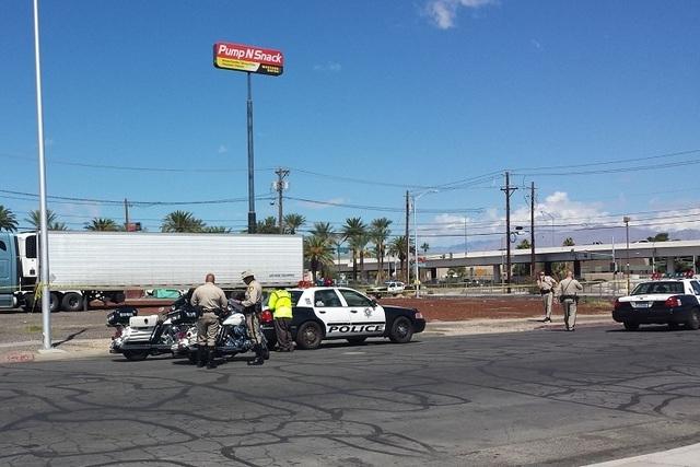 (Kimber Laux/Las Vegas Review-Journal)