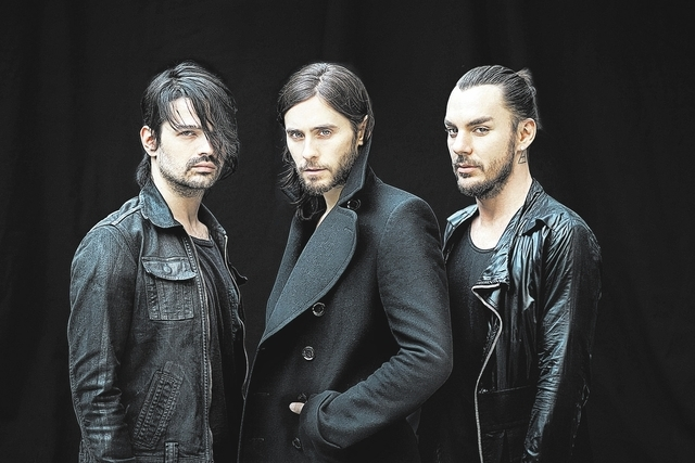 Thirty Seconds to Mars (Courtesy)
