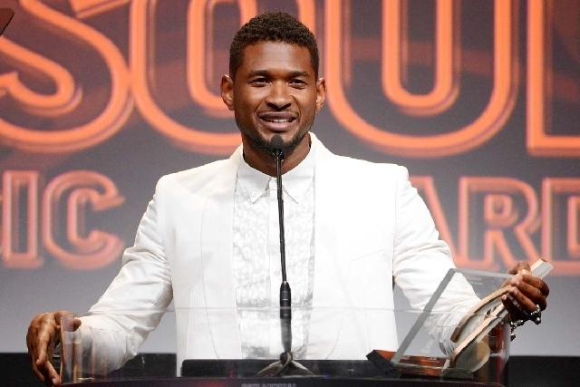 Usher (File/Associated Press)