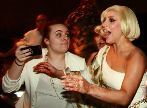 Lady Gaga arrives at the Ritz-Carlton hotel in Herzeliya near Tel Aviv, Israel. 2014 was supposed to be a record-breaking year for tourist visits to Israel. But all that changed when this summers  ...