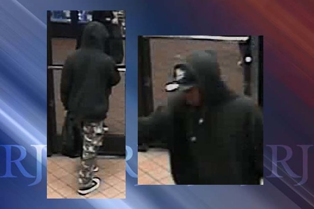 Police are looking for a suspect in an August robbery in which an armed man wearing camouflage pants went into a business and robbed an employee. Anyone with information about the suspect is urged ...