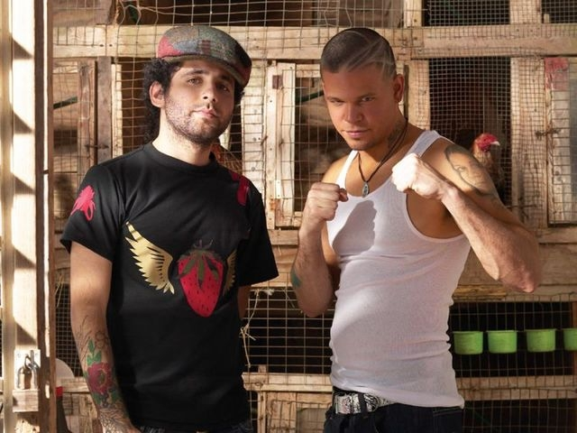 Calle 13 (Courtesy)