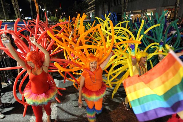 2018 las vegas gay pride