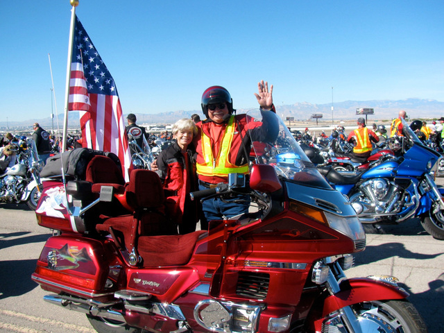 The 10th annual Las Vegas Ride for Kids, a motorcycle road ride benefiting the Pediatric Brain Tumor Foundation, is scheduled Sept. 28 at the Las Vegas Motor Speedway, 7000 Las Vegas Blvd. North.  ...