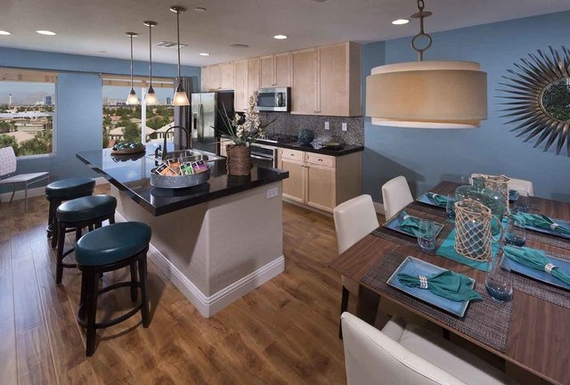 Courtesy photo Pictured is the Sage plan at Ryland Homes' Madori Gardens in Henderson. Madori Gardens is one of several Ryland communities in Southern Nevada with quick move-in homes available.