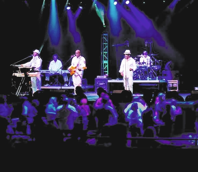In-A-Fect performs at the Aliante in November. The group is scheduled to perform from 9 p.m. to 1 a.m. Sept. 19 as part of the All Star Friday Nights at the Aliante, 7300 Aliante Parkway. The cove ...