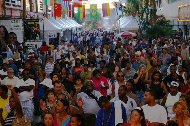 The ninth annual Las Vegas Culture Fest food and music festival is slated for 11 a.m. to midnight Sept. 27-28 at the Fremont Street Experience. Visitors can expect food and music representing a wi ...