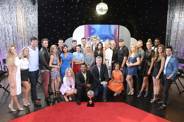"The new cast of ""Dancing With the Stars"" was announced on ""Good Morning America"" and includes celebrities (in alphabetical order) Jonathan Bennett, Tommy Chong, Randy Couture, Betsey Johnson,  ..."
