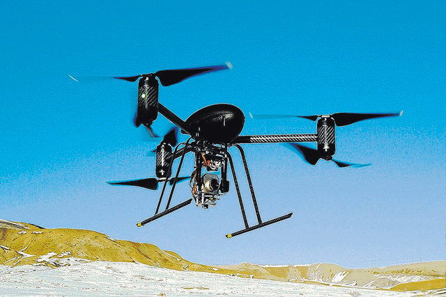 (AP Photo/Mesa County Sheriff's Unmanned Operations Team)