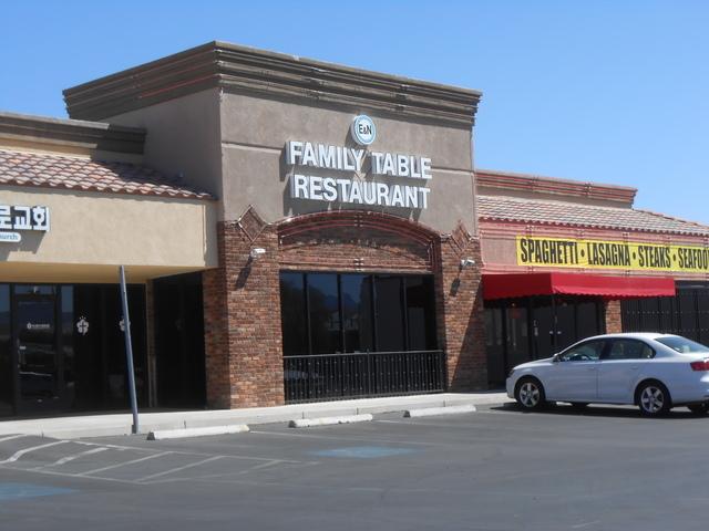 E&N Family Table Restaurant is at 4460 S. Durango Drive, Suite H. (Jan Hogan/View)
