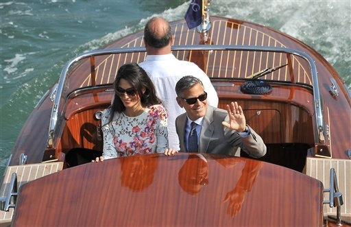 Sorry Ladies And Gents George Clooney Got Married Las Vegas Review Journal