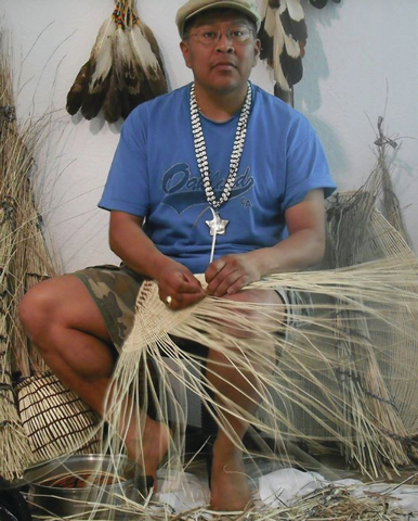 As part of  Native American Visiting Artist series, Everett Pikyavit of the Moapa Band of Paiutes is scheduled to demonstrate basket weaving and have baskets for sale from 10 a.m. to 1 p.m. Sept.  ...