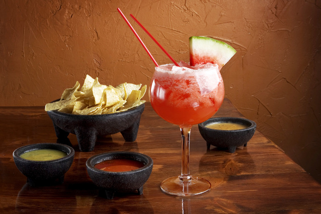 Food and drink specials will abound for Mexican Independence Day at several are restaurants. (Jeferson Applegate/Las Vegas Review-Journal File)