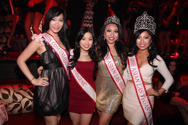 Las vegas entertainment asian girls