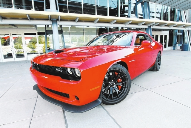 Dodge has announced it will auction the 2015 Dodge Challenger SRT Hellcat VIN0001, said to be one of the most powerful and fastest muscle cars ever built, during the Barrett-Jackson Las Vegas 2014 ...