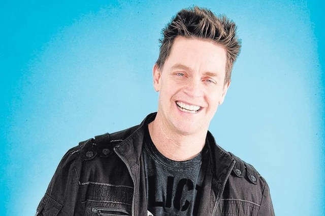 Jim Breuer performs stand-up Friday and Saturday at the South Point. (Courtesy photo by Gregory Pallante )