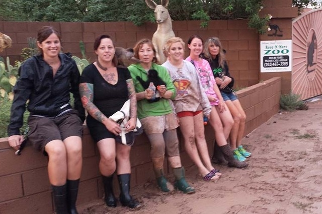 Roos-N-More Zoo in Moapa (Courtesy/Gina Brown)
