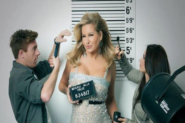 "Jennifer Coolidge brings her stand-up shows to The Venetian's ""Lipshtick"" female-comedian series on Friday and Saturday. (Courtesy)"