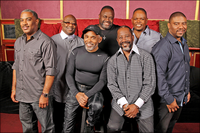 Among the headliners at this weekend's Las Vegas Jazz Festival at the JW Marriott: Maze featuring Frankie Beverly. (Courtesy)