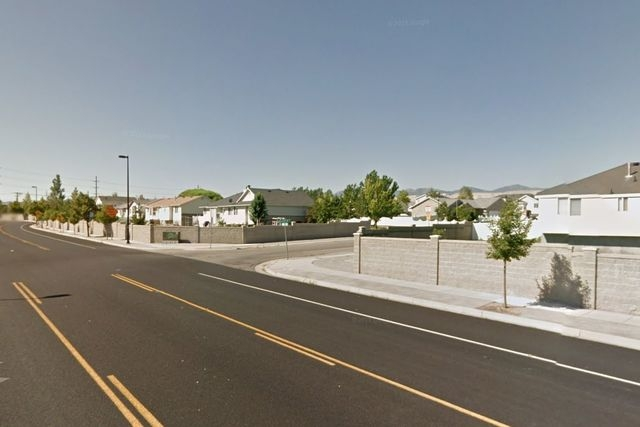 Police say two women attempted to rob a house in this neighborhood near 9300 S. 4800 W. in West Jordan, a Salt Lake City suburb, on Friday, Sept. 19, 2014. (Screen grab, Google Maps)