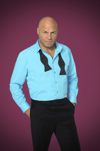 "Randy Couture is among the cast members of ""Dancing With the Stars."" (Craig Sjodin/ABC)"