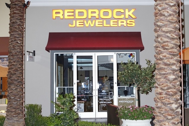 Henderson jewelry store robbed las vegas review journal for Jewelry jobs las vegas