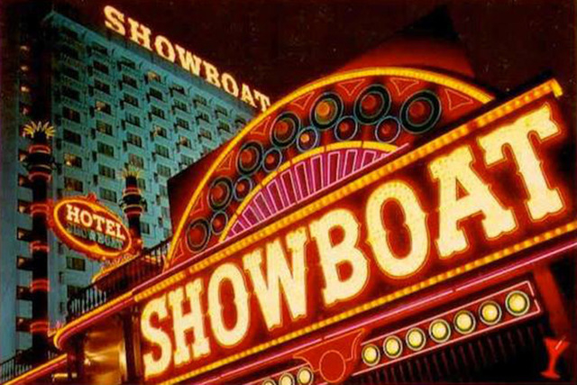 The Showboat Atlantic City closed Sunday. Its owner, Caesars Entertainment Corp., shut down the property as part of an effort to shrink Atlantic City's oversaturated casino industry. (Courtesy/F ...